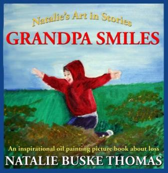 Grandpa Smiles paperback cover