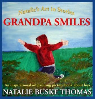 Grandpa Smiles paperback cover