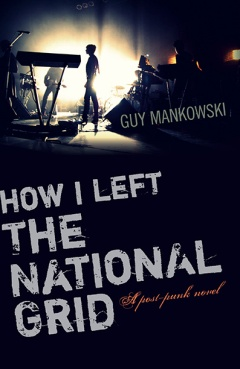 How I Left the National Grid - Book Image