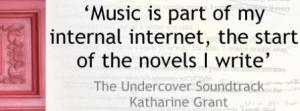 The Undercover Soundtrack Katharine Grant 2