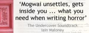 The Undercover Soundtrack Iain Maloney 2