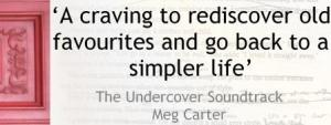 The Undercover Soundtrack Meg Carter 2