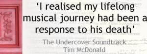 The Undercover Soundtrack Tim McDonald 2