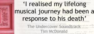 The Undercover Soundtrack Tim McDonald 2