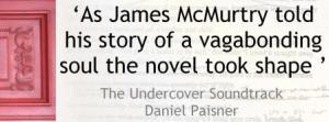 undercover soundtrack daniel paisner 2