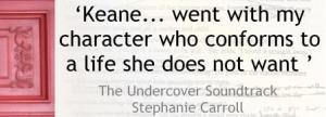 The Undercover Soundtrack Stephanie Carroll2